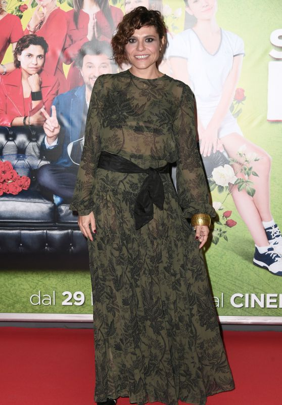 "Antonia Truppo – ""Se son rose"" Premiere in Rome"