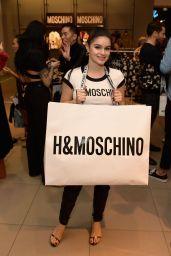 Ariel Winter - Moschino x H&M Launch Event in LA 11/07/2018