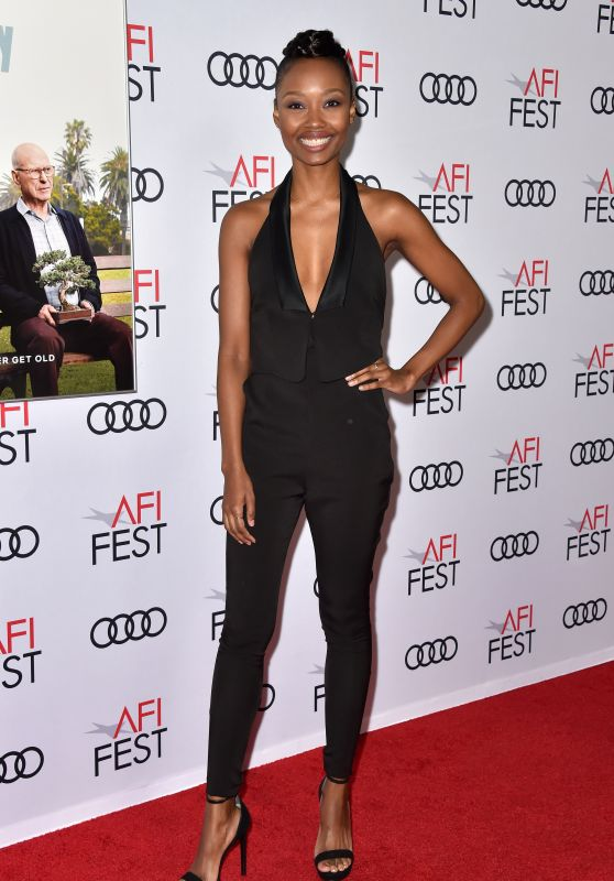 "Ashleigh LaThrop – ""The Kominsky Method"" Screening at AFI Fest"