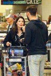 Ashley Greene - Shopping at Ralphs in LA 11/21/2018