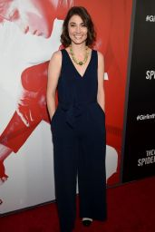 """Ashley Jordyn - """"The Girl in the Spider Web"""" Special Screening in New York"""