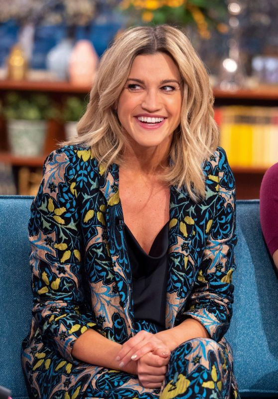 Ashley Roberts - This Morning TV Show in London 11/21/2018
