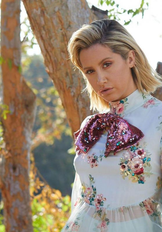 Ashley Tisdale - Symptoms Photoshoot 2018