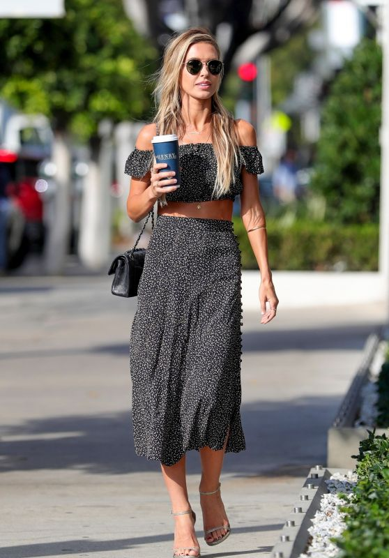 Audrina Patridge - Out in Los Angeles 11/07/2018