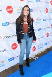 """Ava Cantrell – 2018 """"Party on the Pier"""" in Santa Monica"""