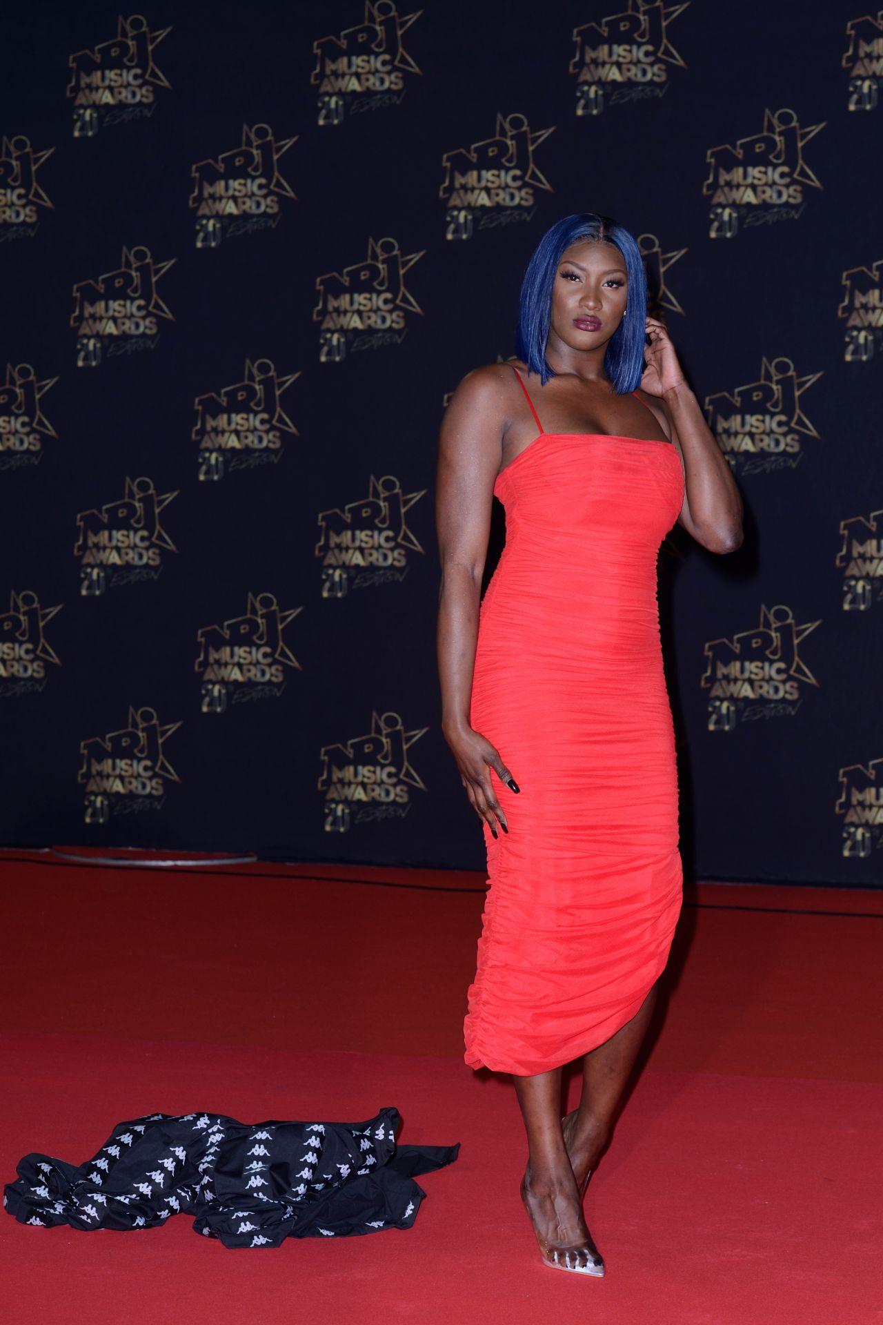 Aya Nakamura 2018 Nrj Music Awards In Cannes