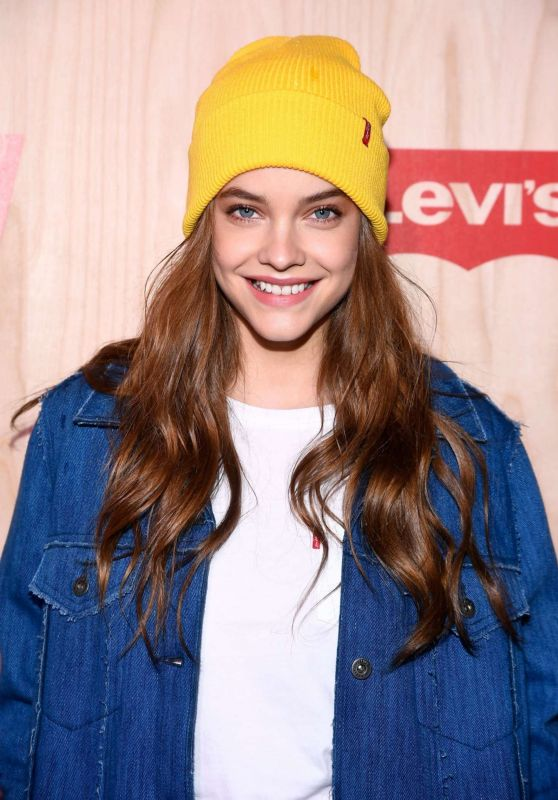 Barbara Palvin – Levi's Times Square Store Opening in NYC 11/16/2018
