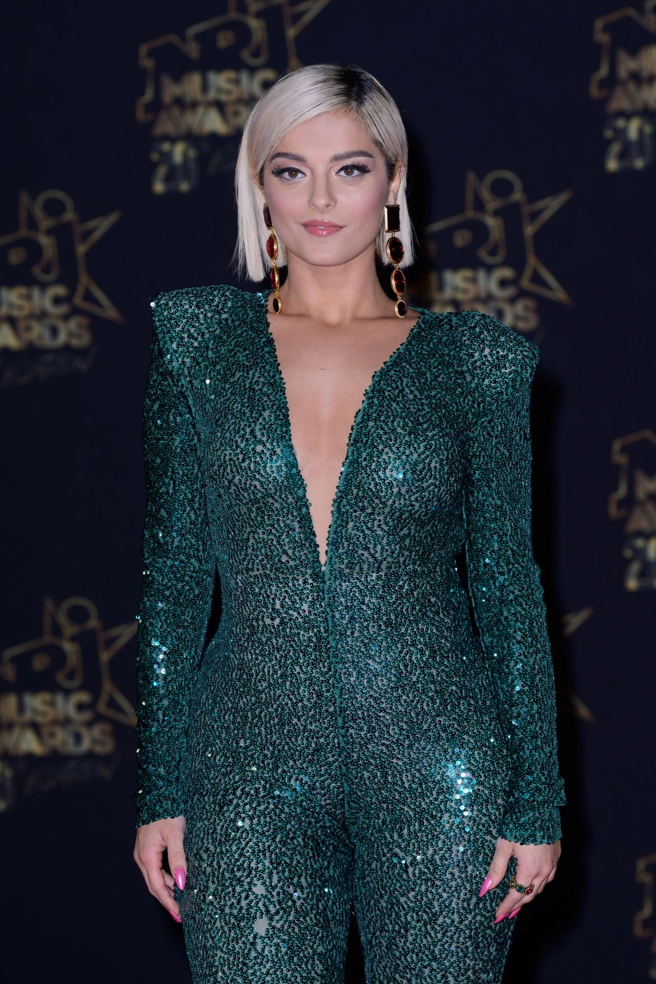 Bebe Rexha – 2018 NRJ Music Awards in Cannes