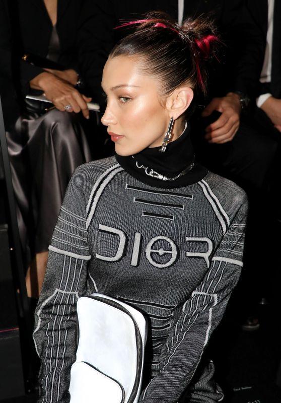 Bella Hadid - Photocall for Dior Pre-Fall 2019 Men