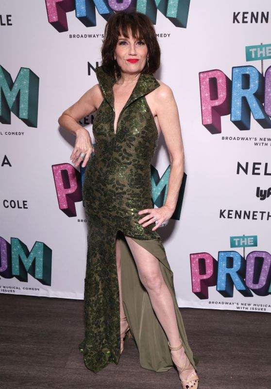 "Beth Leavel – ""The Prom"" Broadway Opening Night"