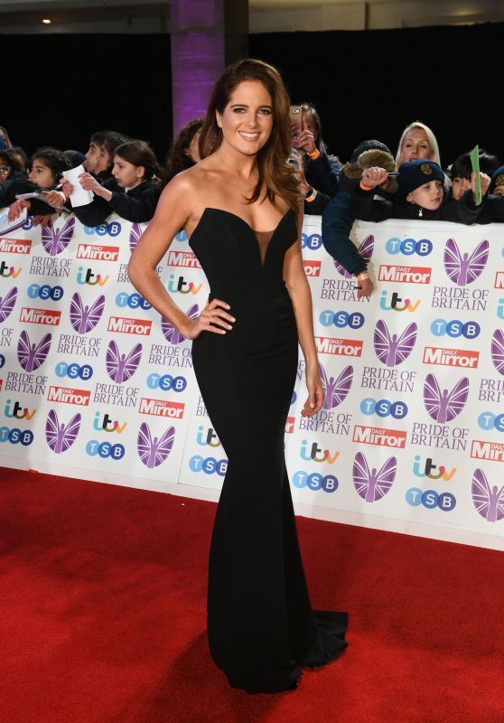 Binky Felstead – 2018 Pride of Britain Awards