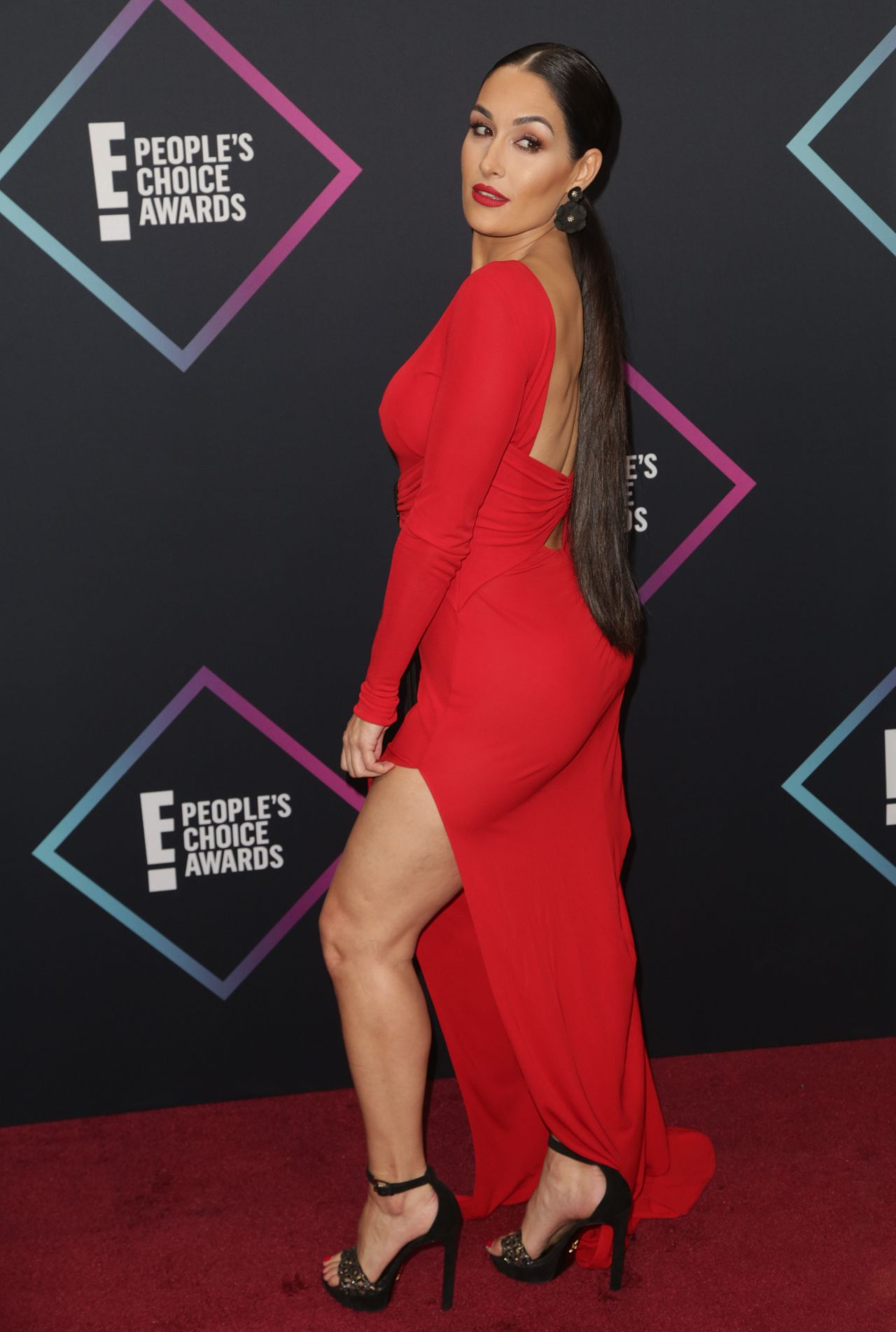 Image result for nikki bella zimbio 2019