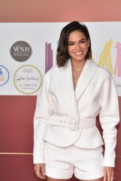Bruna Marquezine - Arrives for Rehearsal for Her Christmas Concert in Sao Paulo 11/26/2018