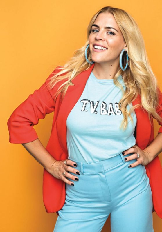 Busy Philipps - ADWEEK 12 November 2018