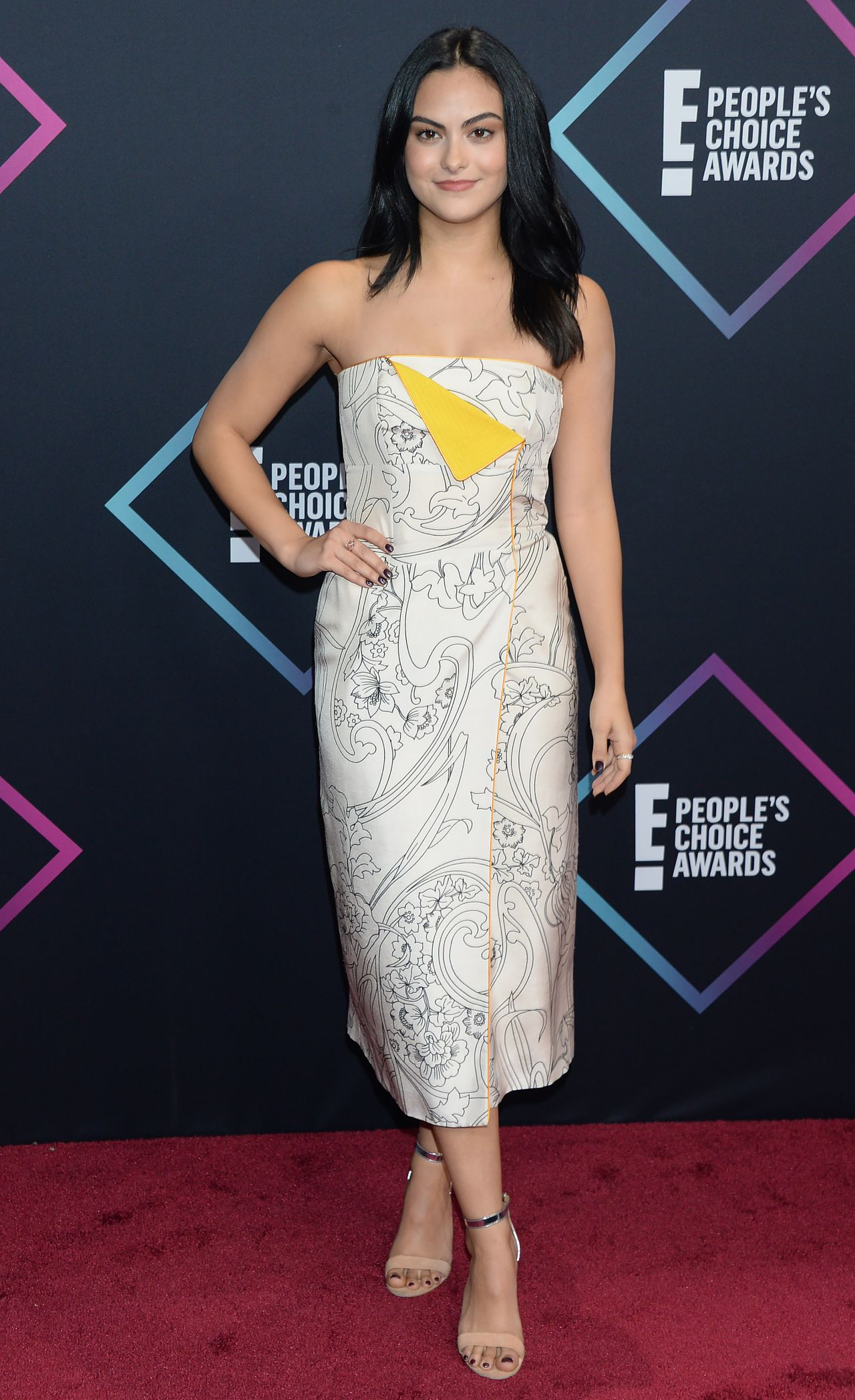 Camila Mendes – People's Choice Awards 2018