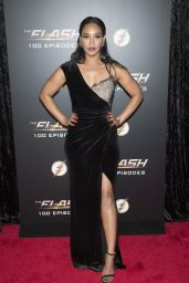 "Candice Patton – ""The Flash"" 100th Episode Celebration"