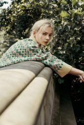 Carey Mulligan - The Edit By Net-A-Porter, November 2018