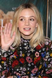 "Carey Mulligan - ""Wildlife"" Premiere in Paris 11/06/2018"