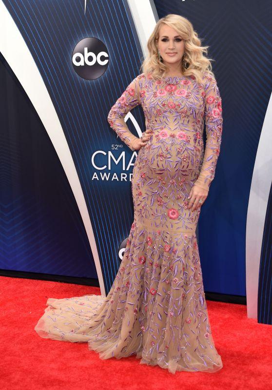 Carrie Underwood - 2018 CMA Awards