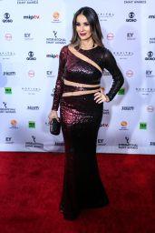 Catherine Siachoque – 2018 International Emmy Awards