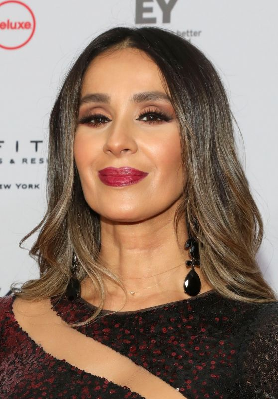 Catherine Siachoque – 2018 International Emmy Awards