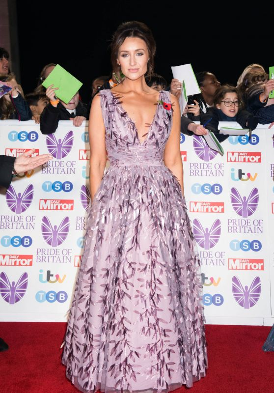 Catherine Tyldesley – 2018 Pride of Britain Awards