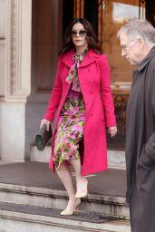 Catherine Zeta-Jones - Leaving Her NYC Apartment 11/27/2018
