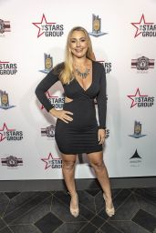 Charlene Ciardiello – Heroes For Heroes Los Angeles Police Memorial Foundation Celebrity Poker Tournament 11/10/2018