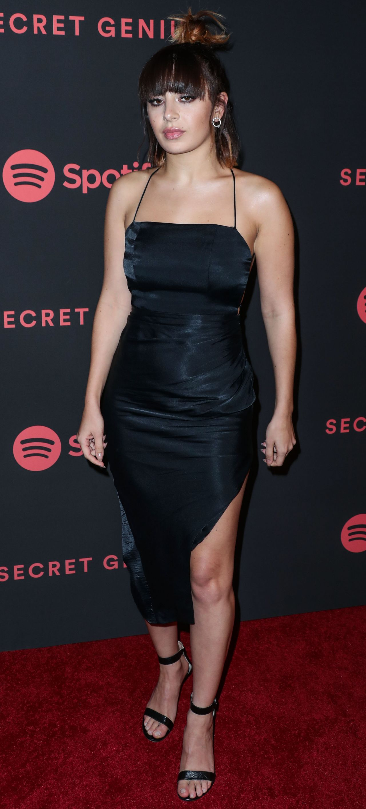 Charli Xcx 2018 Spotify S Secret Genius Awards