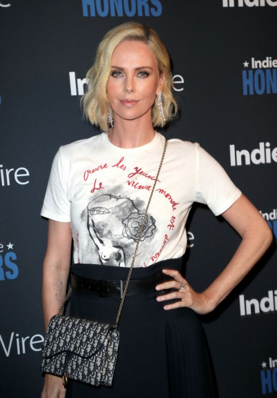 Charlize Theron - IndieWire Honors 2018