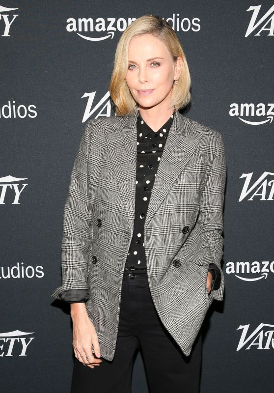Charlize Theron - Variety