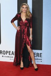 "Charlotte Jackson – ""Creed II"" European Premiere in London"