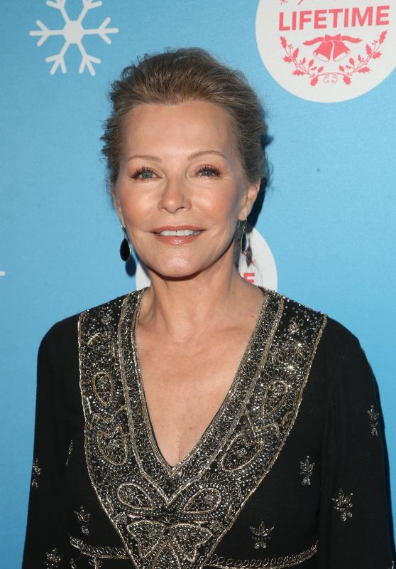 Cheryl Ladd - Lifetime Christmas Movies 2018 Event in LA
