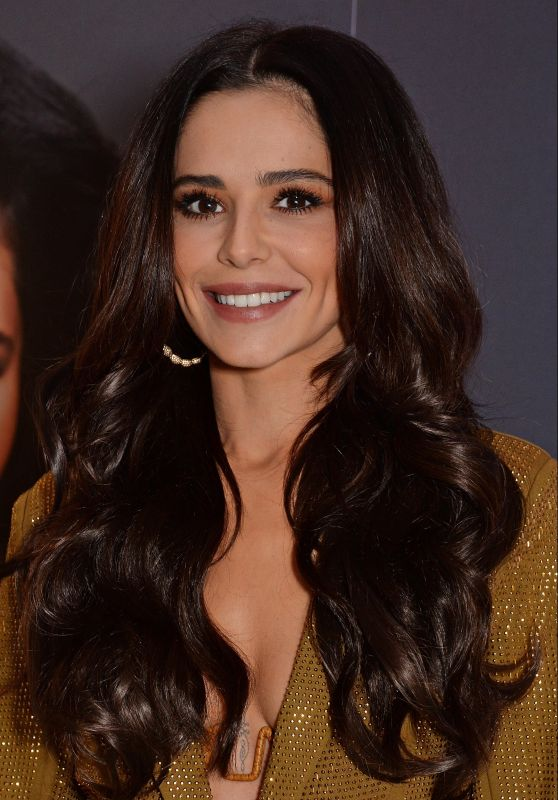 Cheryl Tweedy - Launch of Her New Hair Extensions With Easilocks 11/27/2018