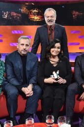 Cheryl Tweedy - The Graham Norton Show in London 11/29/2018