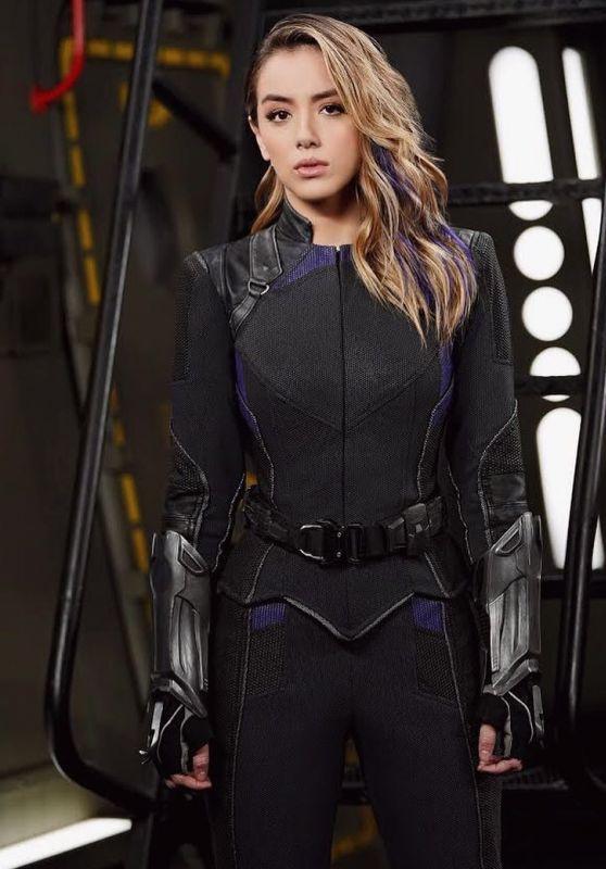 Chloe Bennet - Agents of S.H.I.E.L.D. Season 6 Promo Photos
