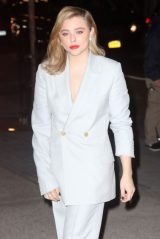 Chloë Grace Moretz - 2018 Museum of Modern Art's Film Benefit in NYC