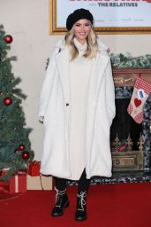 """Chloe Sims – """"Surviving Christmas With The Relatives"""" World Premiere in London"""