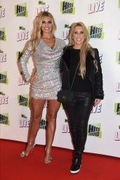 Christine McGuinness and Rachel Lugo – Hits Radio Live 2018