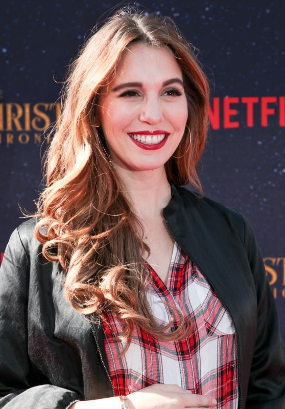 "Christy Carlson Romano – ""The Christmas Chronicles"" Premiere in Westwood"