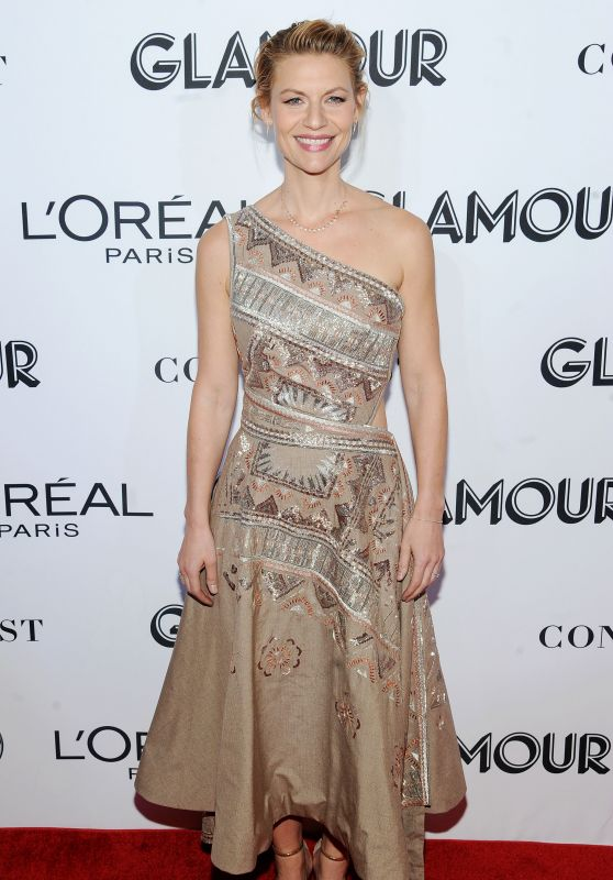 Claire Danes – Glamour Women of the Year Awards 2018