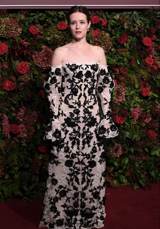 Claire Foy – 2018 Evening Standard Theatre Awards