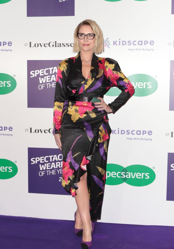 Claire Richards - 2018 Specsavers Spectacle Wearer of the Year in London
