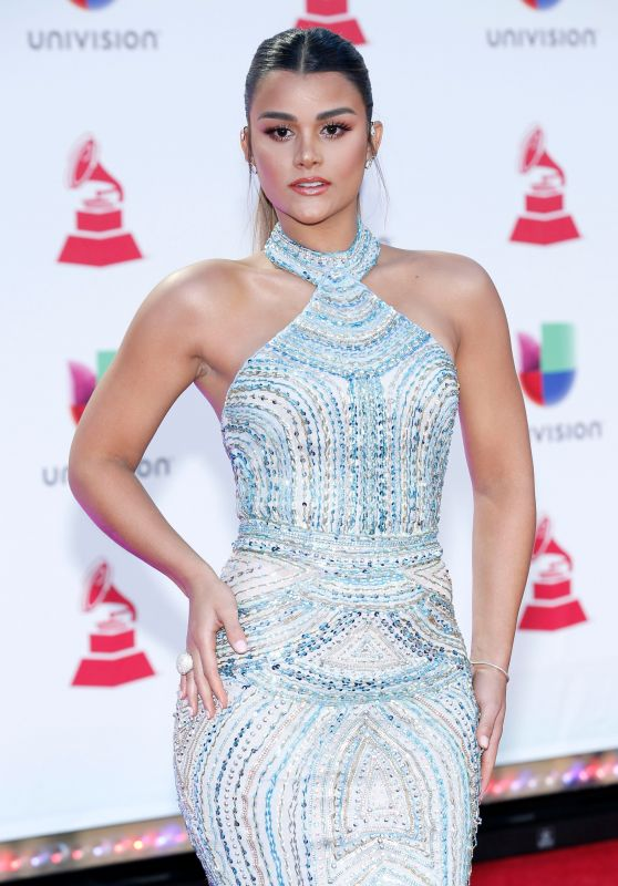 Clarissa Molina – 2018 Latin GRAMMY Awards