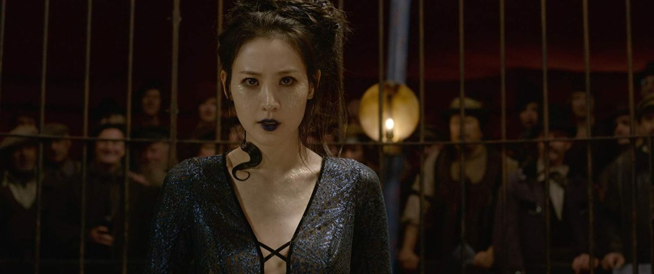 "Celebrity Photos Avengers Actress Claudia Kim Hd Photos: ""Fantastic Beasts: The Crimes Of Grindelwald"