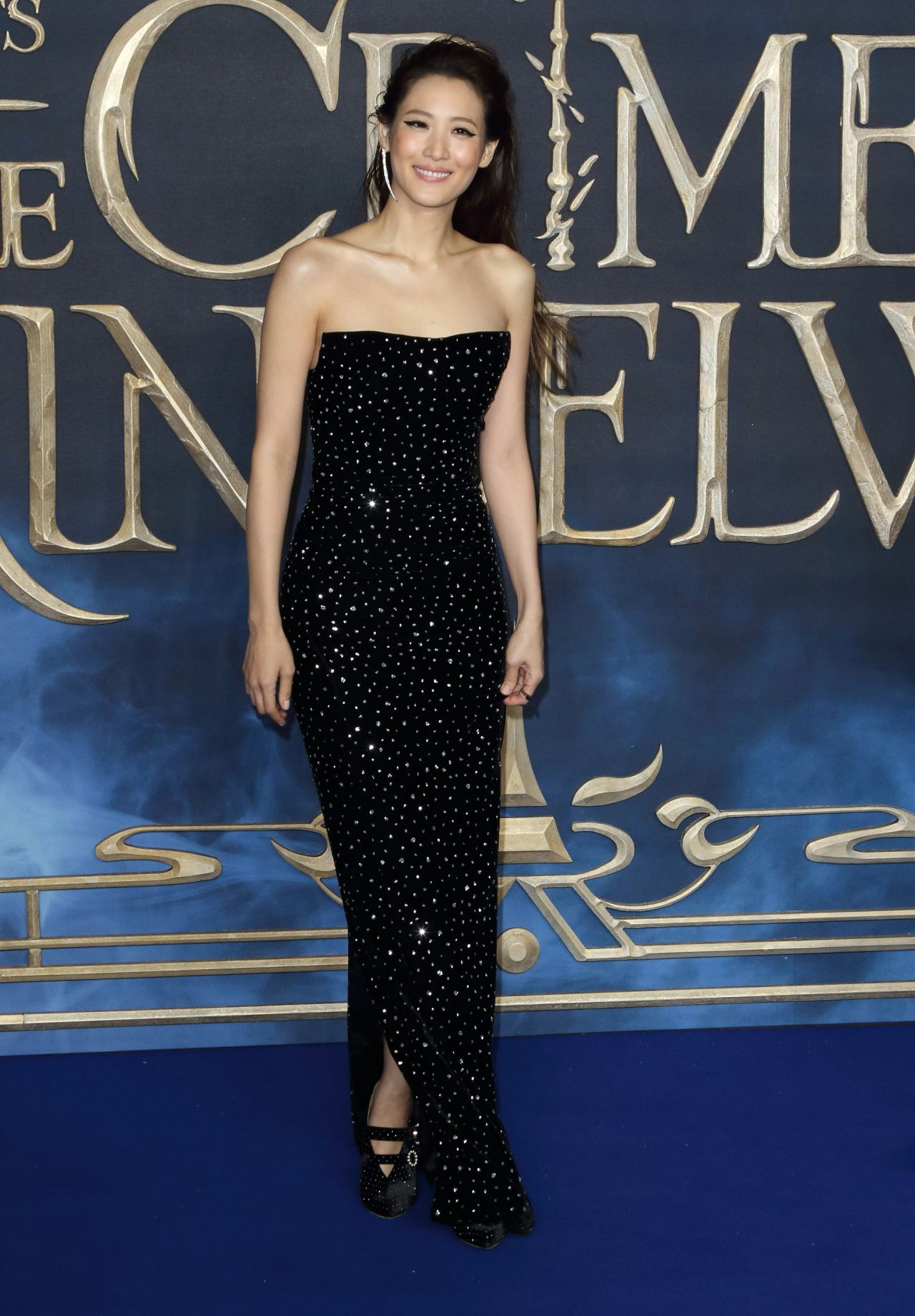 Claudia Kim Fantastic Beasts The Crimes Of Grindelwald