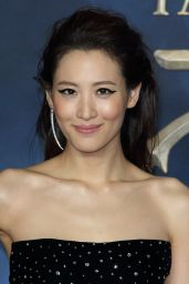 """Claudia Kim – """"Fantastic Beasts: The Crimes of Grindelwald"""" Premiere in London"""