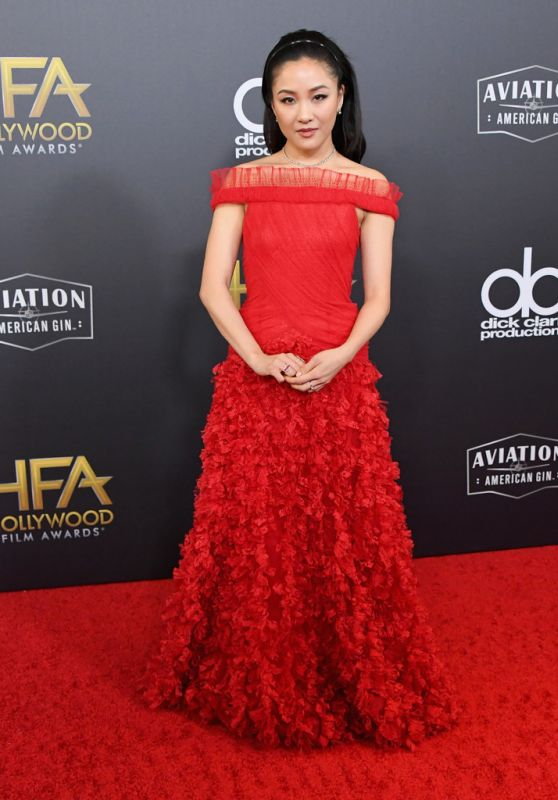 Constance Wu – 2018 Hollywood Film Awards