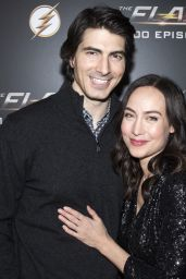 """Courtney Ford – """"The Flash"""" 100th Episode Celebration"""