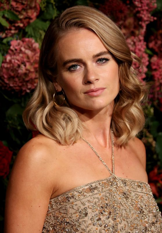 Cressida Bonas – 2018 Evening Standard Theatre Awards